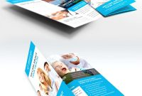 Medical Care And Hospital Trifold Brochure Template Free Psd within Pharmacy Brochure Template Free