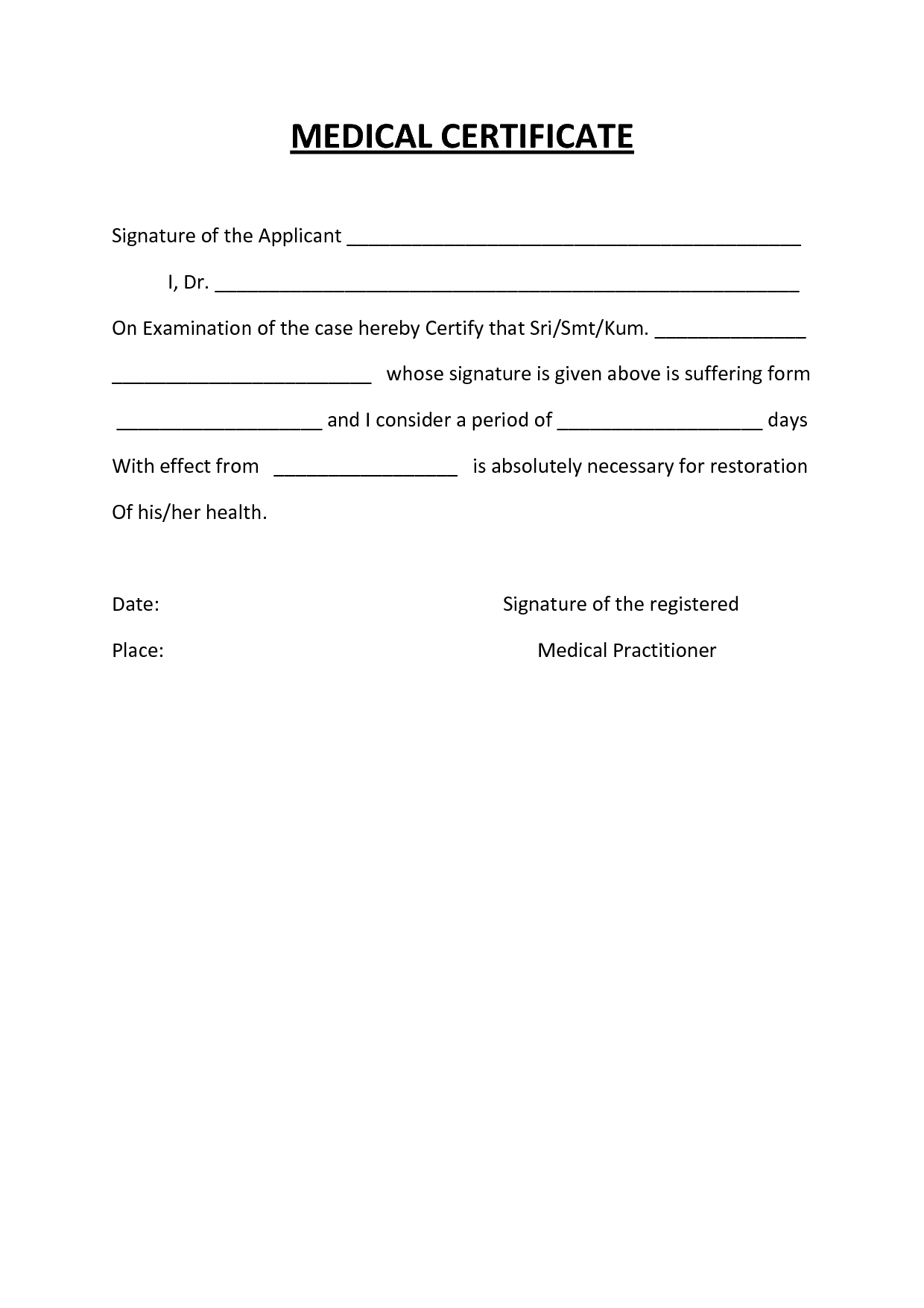 Medical Certificate Template Australia Fake Doctors Note Competitive Intended For Australian Doctors Certificate Template