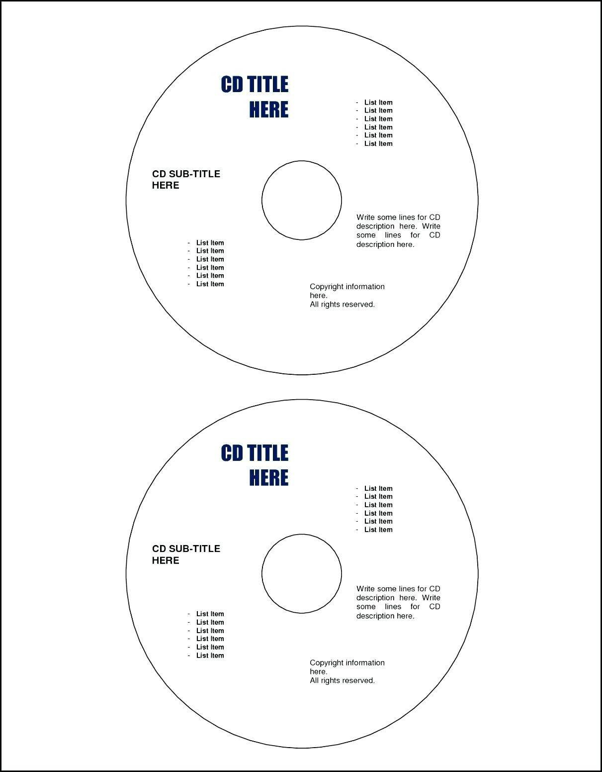 Memorex Labels Template Photoshop Label Incredible Cd Ideas For Pressit Label Template