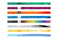 Menu Design Website Images  Website Menu Graphics Web Design with regard to Free Website Menu Design Templates