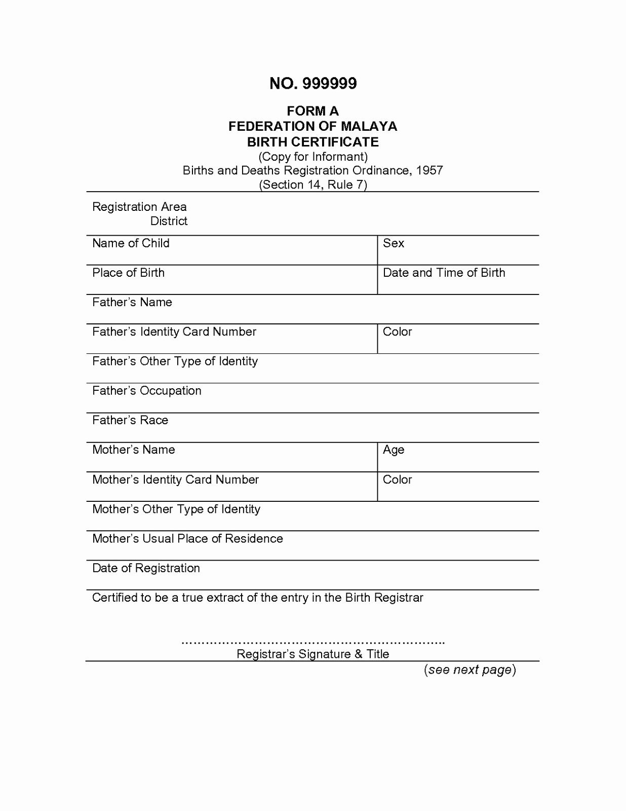 Mexican Birth Certificate Translation Template Unique Best S Of For Birth Certificate Translation Template English To Spanish