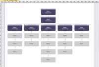 Microsoft Organizational Chart Template Word Iklxpv Ideas throughout Word Org Chart Template