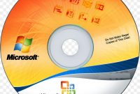 Microsoft Png Download    Free Transparent Microsoft within Microsoft Office Cd Label Template