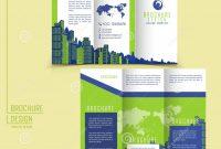 Microsoft Tri Fold Brochure Template Free For Diagnenuevodiarioco in 3 Fold Brochure Template Free