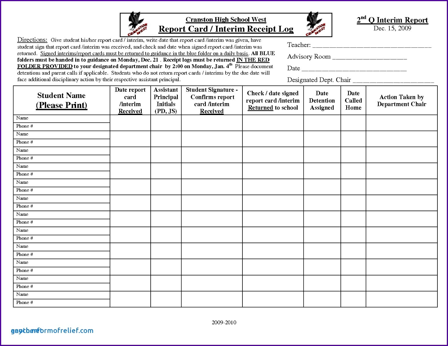 Middle School Report Card Template Ideas Excel Homeschool New Inside Homeschool Middle School Report Card Template