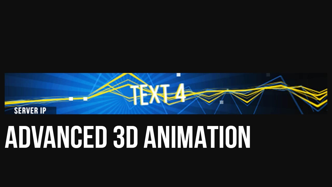 """Minecraft D Animated Banner Template  """"boomin' Beats""""  Youtube In Animated Banner Template"""