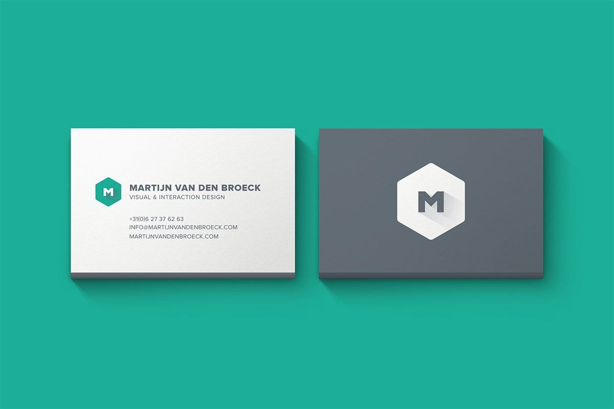 Minimal Business Cards Mockup Psd Template Available For Free Regarding Templates For Visiting Cards Free Downloads