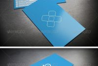Minimal Medical Business Card Fully Editable Psd Files Links To within Medical Business Cards Templates Free