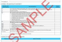 Minor Electrical Installation Works Certificate Template for Minor Electrical Installation Works Certificate Template