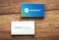 Modern Business Card Template  Tiffany Cox Design  Tiffany Cox Design with Microsoft Templates For Business Cards