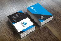 Modern Business Card Templates Best Of Professional  Modern regarding Modern Business Card Design Templates