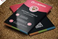 Modern Corporate Business Card Free Psd Vol   Psdfreebies with Visiting Card Psd Template Free Download