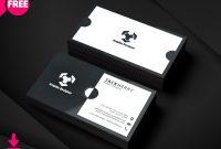Modern Graphic Designer Business Card Psd Template  Freedownloadpsd in Designer Visiting Cards Templates