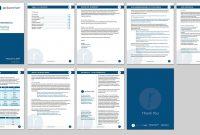 Modern Upmarket Print Design For Tj Griffinkousik Design inside Free Business Proposal Template Ms Word