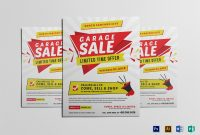 Modern Yard Sale Flyer Design Template In Word Psd Publisher with regard to Yard Sale Flyer Template Word