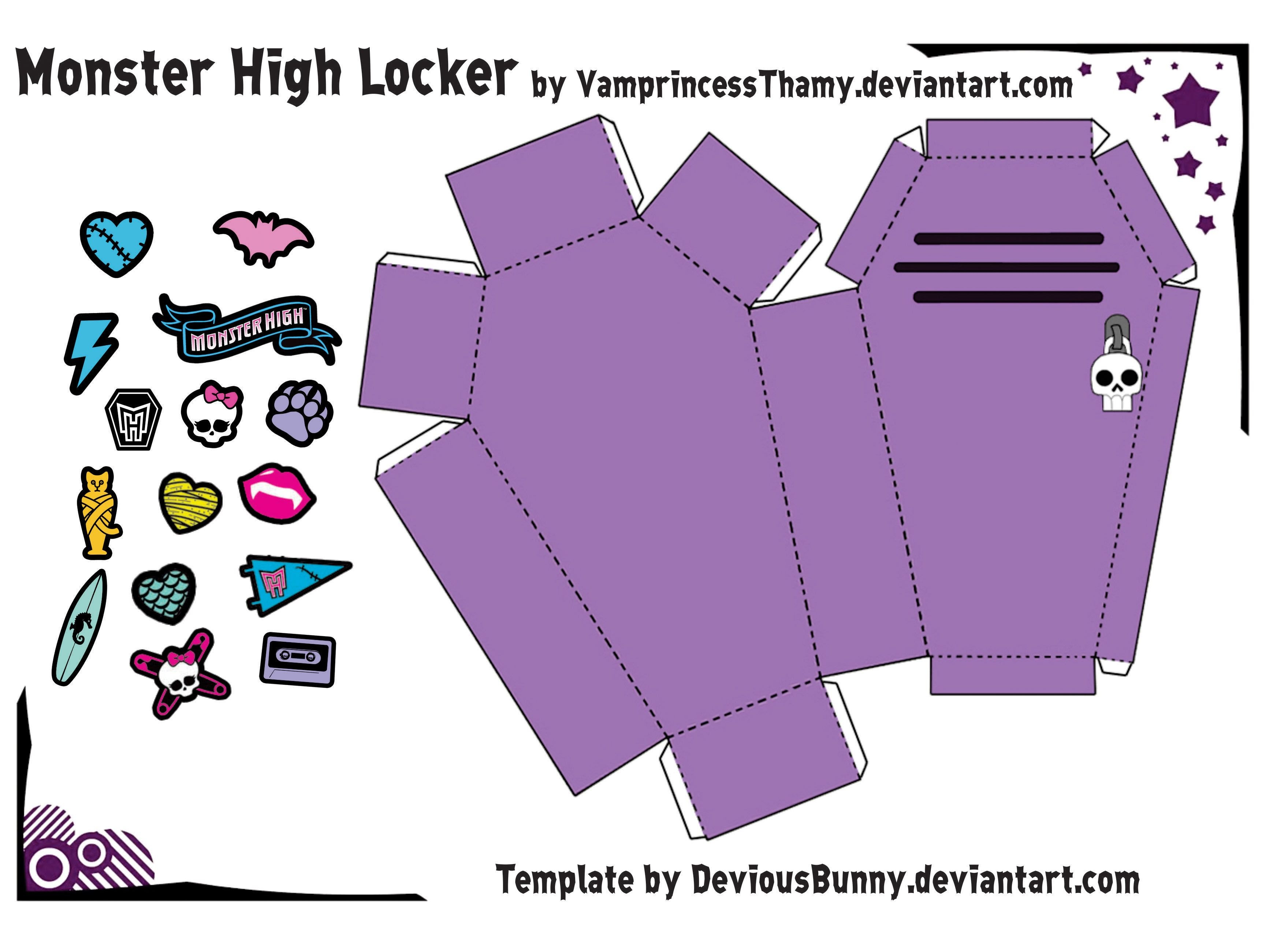 Monster High Free Printables  Bing Images  Monster High  Monster Intended For Monster High Birthday Card Template