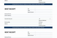 Monthly Rent Invoice Template Plan Shocking Templates Excel within Monthly Rent Invoice Template