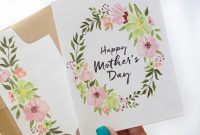 Mothers Day Cards  Free Printable Mother's Day Cards with regard to Mothers Day Card Templates