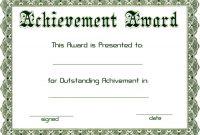 Ms Word Award Template  Sansurabionetassociats with regard to Microsoft Word Award Certificate Template
