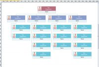 Ms Word Org Chart Templates Organizational Template for Word Org Chart Template