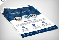 Multipurpose Business Flyer Free Psd Template  Psdfreebies with New Business Flyer Template Free