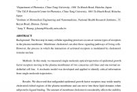 Nature  Scientific Reports Template pertaining to Training Report Template Format
