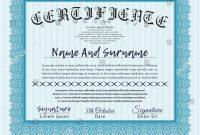 Navy Retirement Certificate Template  Sansurabionetassociats pertaining to Retirement Certificate Template
