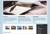 Neat Design Joomla Template Professional Business Website within Professional Website Templates For Business