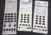 Nec Phone Label Template  Trovoadasonhos throughout Panasonic Phone Label Template