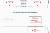 New Free Water Bottle Label Template  Best Of Template inside Free Custom Water Bottle Labels Template