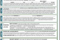 New Jersey Lease Agreement with New Jersey Residential Lease Agreement Template