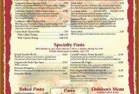New S Diner Menu Templates Free Download  Best Of Template within 50S Diner Menu Template