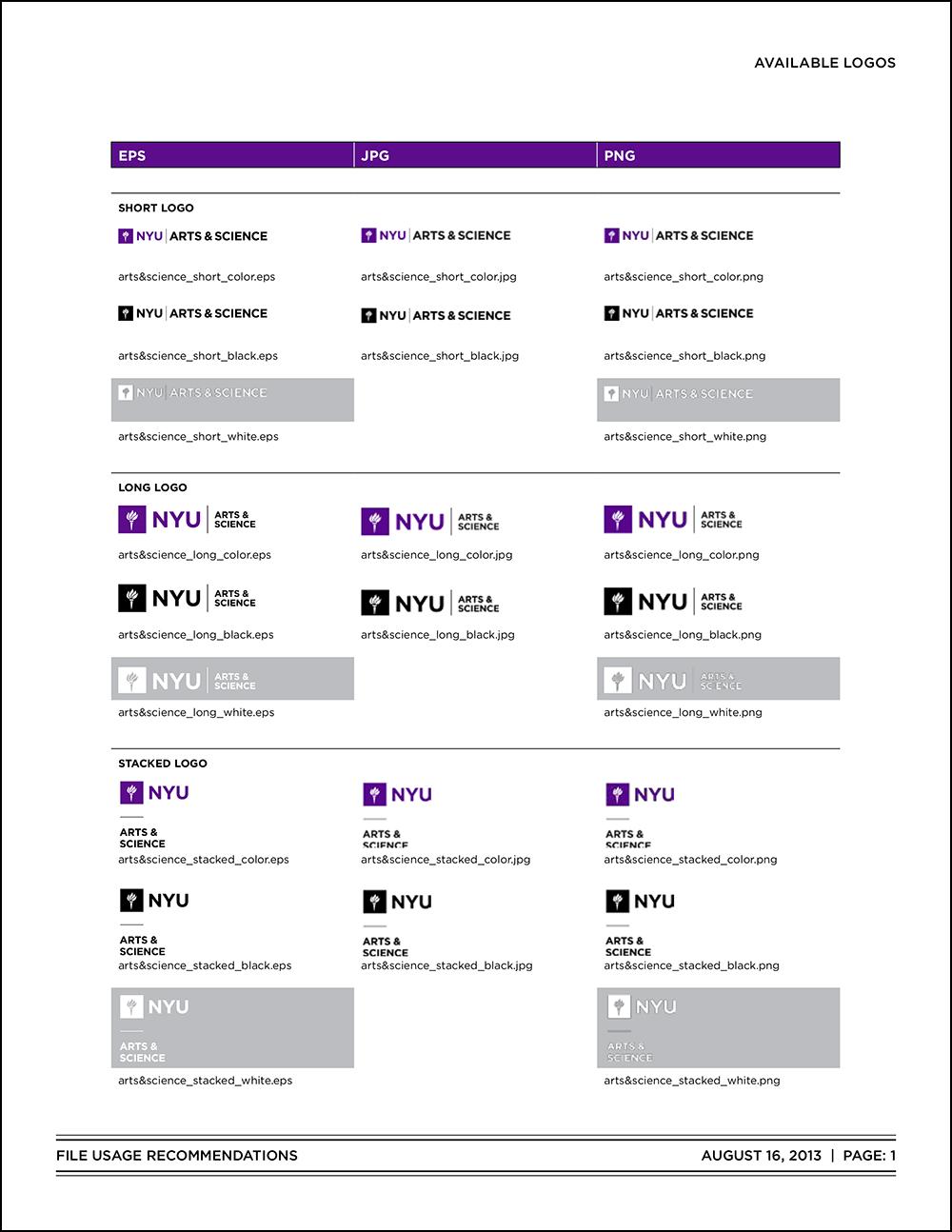 New School Visual Identity  Downloads Regarding Nyu Powerpoint Template