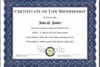 Nice Membership Certificate Template Pictures  Membership regarding New Member Certificate Template