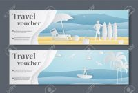 Nice Travel Voucher Template Free Images Gallery Vector Gift Travel inside Free Travel Gift Certificate Template