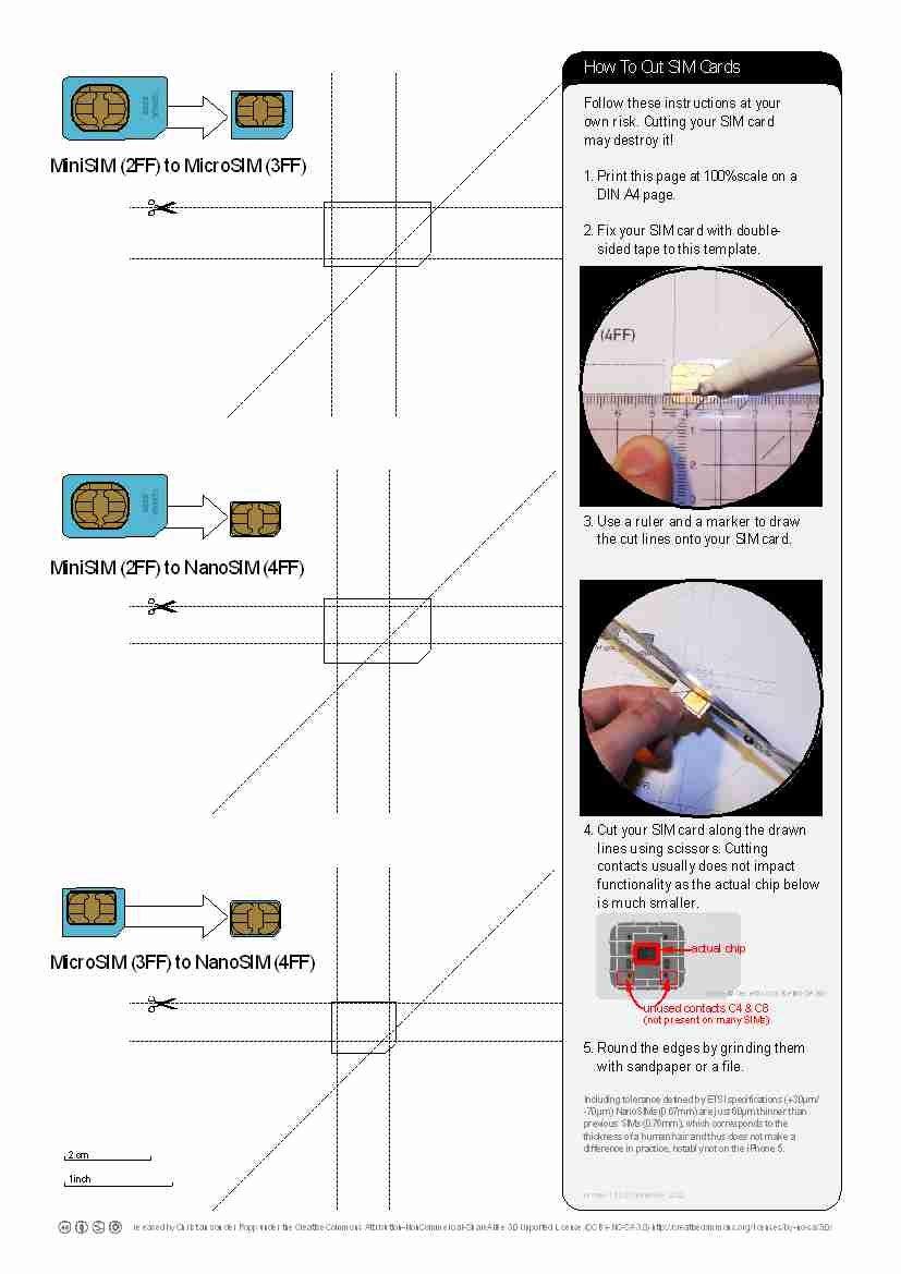 Noosy Nano Simcard Cutter In Sim Card Cutter Template