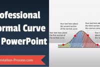 Normal Curve Tutorial In Powerpoint  Youtube intended for Powerpoint Bell Curve Template
