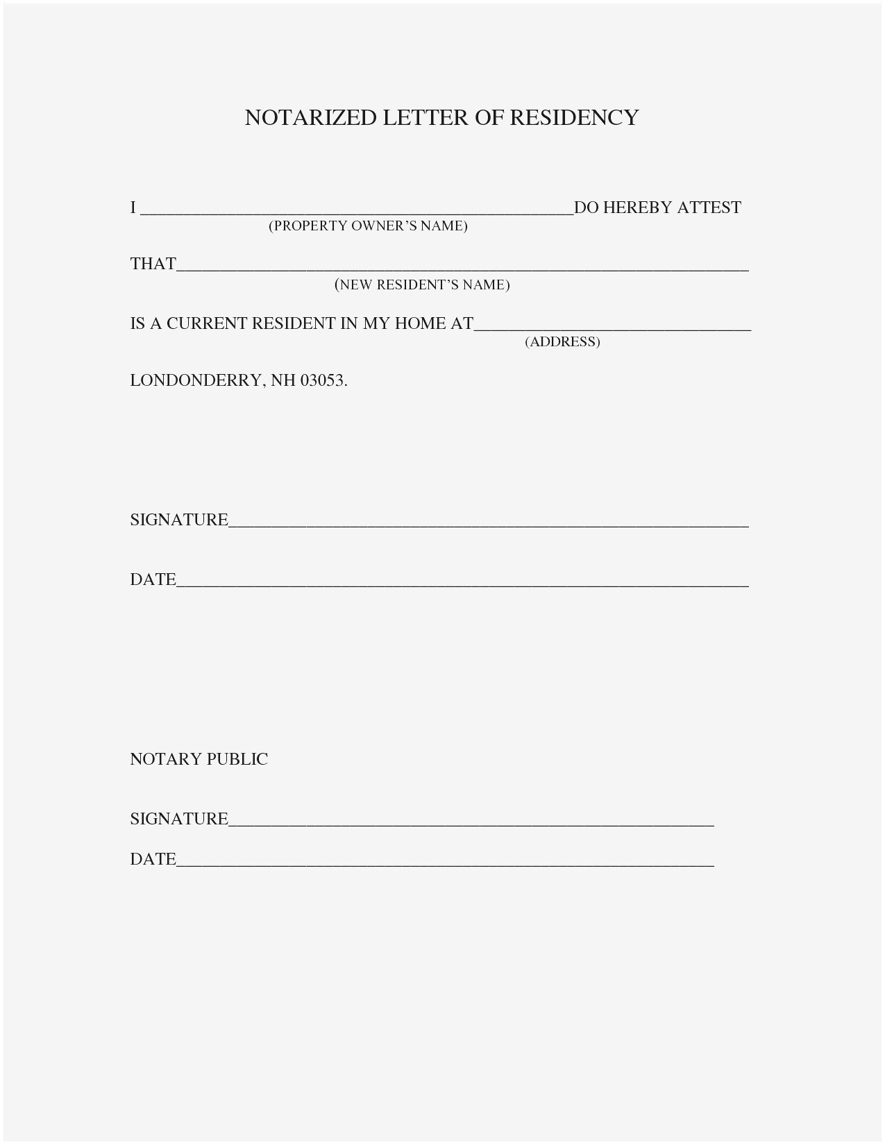 Notary Statement For Signature And Notarized Custody Agreement Within Notarized Custody Agreement Template