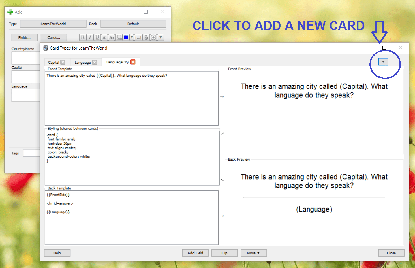 Notes And Cards The Difference In Anki • Anki Guide Pertaining To Queue Cards Template