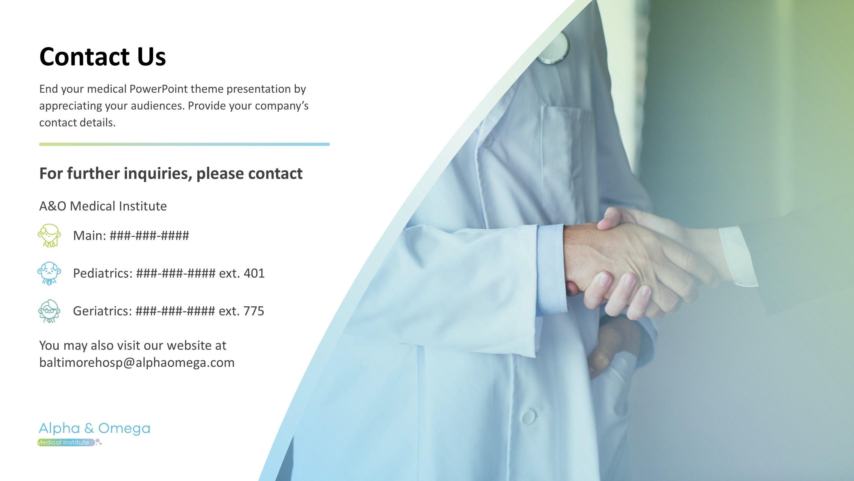 Nursing Diagnosis Premium Powerpoint Template  Slidestore With Regard To Free Nursing Powerpoint Templates