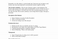 Of High Level Business Plan Template – Guiaubuntupt within High Level Business Plan Template