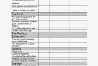 Ohs Inspection Report Template inside Ohs Monthly Report Template