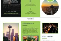 One Page Brochure Template Ideas Shocking Marketing Flyer Psd throughout One Page Brochure Template