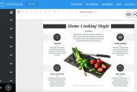 Online Brochure Maker  Make Your Own Brochure With Venngage intended for Online Brochure Template Free