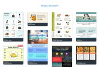 Online Brochure Maker  Make Your Own Brochure With Venngage with regard to Online Brochure Template Free