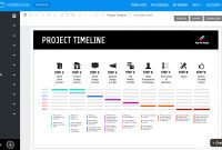 Online Roadmap Maker  Create A Roadmap Template  Venngage in Blank Road Map Template