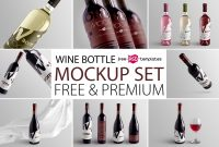 Only The Most Beautiful And Professional Free Psd Product in Product Label Design Templates Free