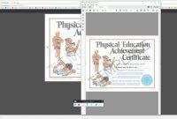 Open In Acrobat  Hayes Publishing Certificate Templates  Youtube in Hayes Certificate Templates
