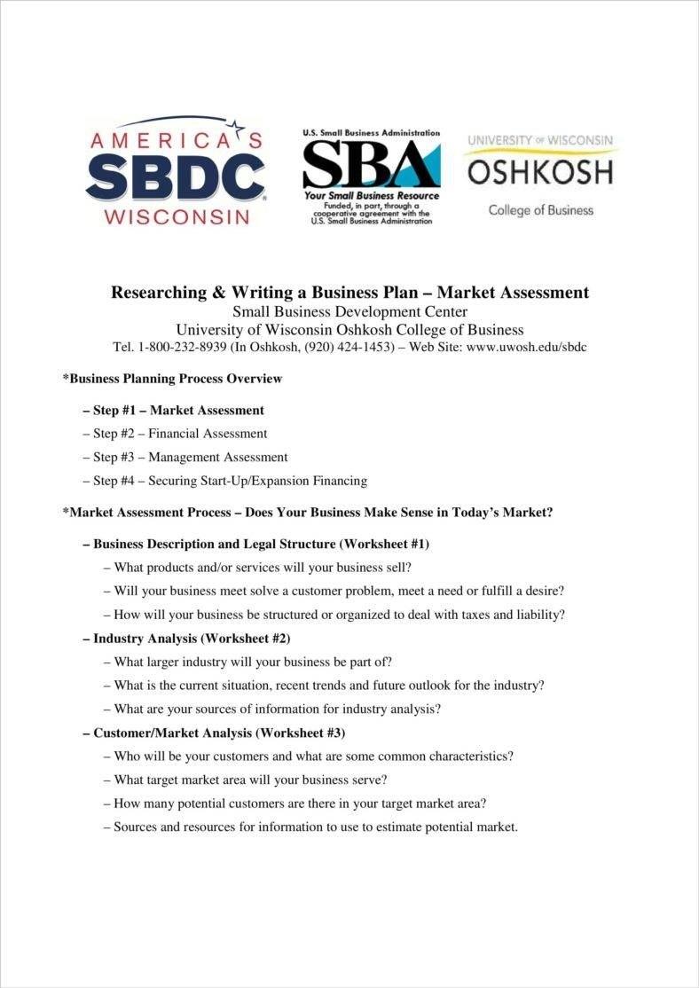 Opportunity Assessment Templates  Pdf Doc  Free  Premium Regarding Business Opportunity Assessment Template