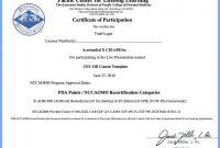 Ordination Certificate Template  Toha throughout Free Ordination Certificate Template